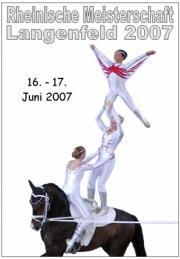 Rheinische Meisterschaft Langenfeld 2007