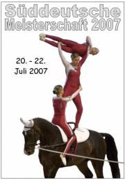 Süddeutsche Meisterschaft Leonberg 2007