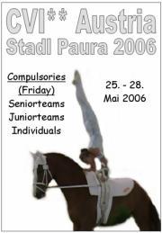 CVI** Austria Stadl Paura 2006 - Paket 1 (Pflicht)