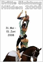 Dritte Sichtung des Rheinlands Hilden 2008