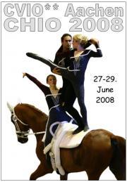 CVIO** Aachen CHIO 2008
