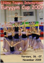 Eurygym-Cup Verviers 2009