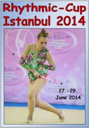 Rhythmic Cup Istanbul 2014