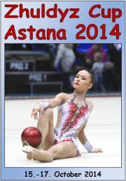 Zhuldyz Cup Astana 2014