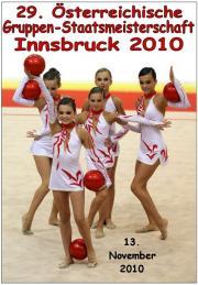 Österr. Gruppen-Staatsmeisterschaft Innsbruck 2010