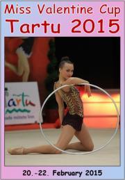RG Miss Valentine Cup Tartu 2015