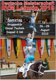 Deutsche Meisterschaft Leipzig 2010 - Samstag