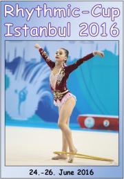Rhythmic Cup Istanbul 2016