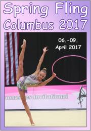 Spring Fling Invitational Columbus 2017
