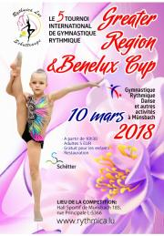 BeNeLux-Cup Luxembourg 2018 - Photos+Videos