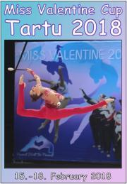 RG/AGG Miss Valentine Cup Tartu 2018