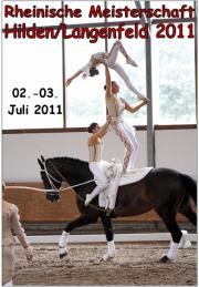 Rheinische Meisterschaften Voltigieren 2011