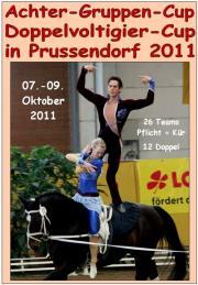 Achter-Teams-Cup + Doppelvoltigier-Cup Prussendorf 2011