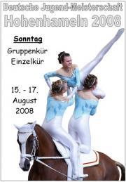 Deutsche Jugend-Meisterschaft Hohenhameln 2008