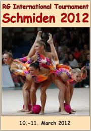 Gymnastics International Schmiden 2012
