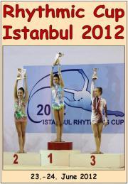 Istanbul Rhythmic Cup 2012