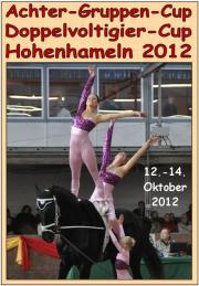 Achter-Teams-Cup + Doppelvoltigier-Cup Hohenhameln 2012