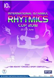 Istanbul Rhythmic Cup 2018 - Photos+Videos