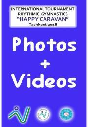 Happy Caravan Tashkent 2018 - Photos+Videos
