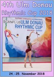 Ulm Donau Rhyhtmic Cup 2018