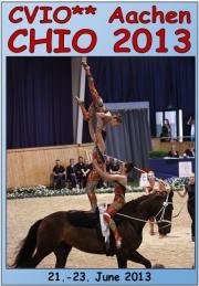 CVIO** Aachen CHIO 2013