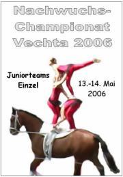 Bundes-Nachwuchschampionat Vechta 2006