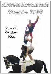Abschiedsturnier in Voerde 2006