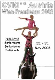 CVIO** Austria Wien 2008 - Paket 2 (Free Style)