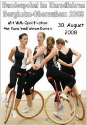 Bundespokal im Einradfahren 2008
