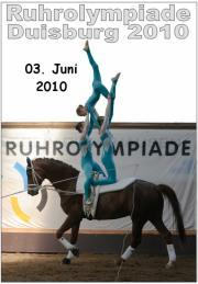 Ruhrolympiade Duisburg 2010
