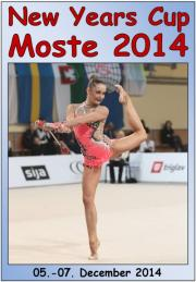 25th New-Years-Cup Moste 2014
