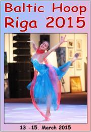 Baltic Hoop in Riga 2015