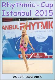 Rhythmic Cup Istanbul 2015