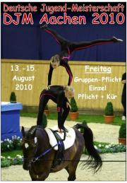Deutsche Jugendmeisterschaft Aachen 2010 - Freitag