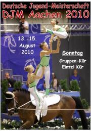 Deutsche Jugendmeisterschaft Aachen 2010 - Sonntag