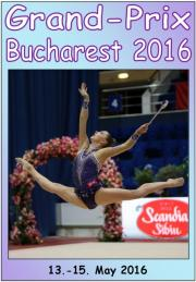Grand-Prix Bucharest 2016