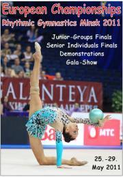 European Championships Rhythmic Gymnastics Minsk 2011