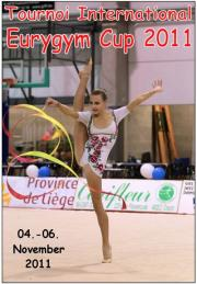 Eurygym-Cup Verviers 2011