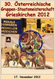 Österr. Gruppen-Staatsmeisterschaft Grieskirchen 2012
