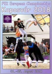 FEI Junior European Championships Kaposvar 2018 - HD