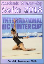 Academic Winter-Cup Sofia 2018