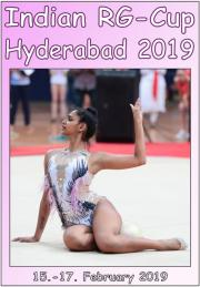 1st Indian RG-Cup Hyderabad 2019 - VideoDVD