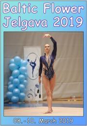RG Baltic Flower Jelgava 2019 - VideoDVD