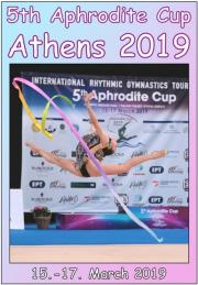 Aphrodite Cup Athens 2019 - VideoDVD