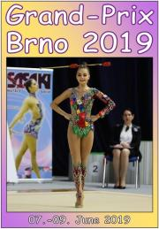 Grand-Prix Brno 2019 - VideoDVD