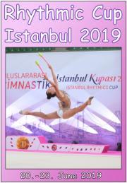 Istanbul Rhythmic Cup 2019 - VideoDVD