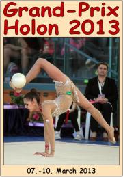 Grand-Prix Holon / ISR 2013