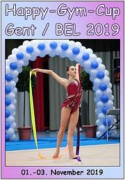 Happy-Gym-Cup Gent 2019 - VideoDVD
