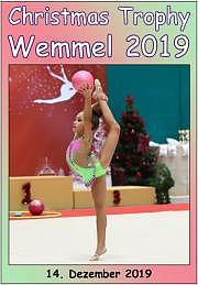Christmas Trophy Wemmel 2019 - VideoDVD