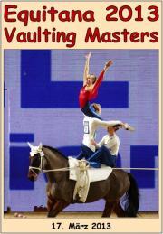 EQUITANA Vaulting Masters 2013